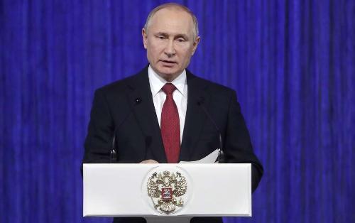 """Putin: """"Biz Qarabağda qan tökülməsini dayandırmağı bacardıq"""""""