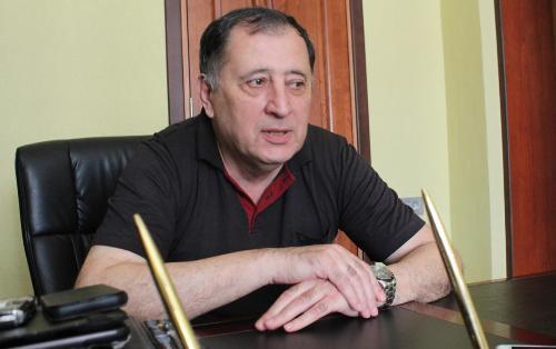 Baba Vəziroğlu koronavirusa yoluxub