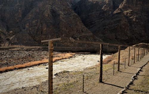 Армяно-иранская граница закрыта