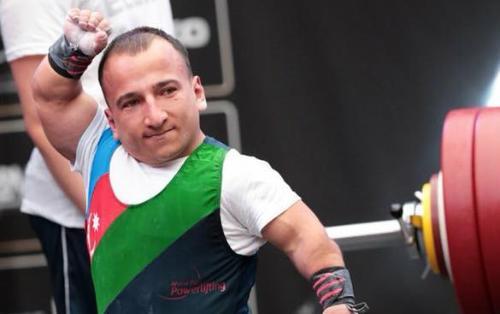 Pərvin Məmmədov Tokio-2020 Yay Paralimpiya Oyunlarına lisenziya qazandı – FOTO