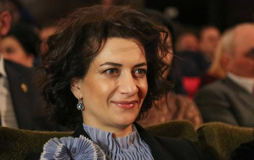 Anna Akopyanın bu görüntüləri Ermənistanda sərt tənqid edildi – FOTO