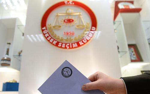 YSK İstanbul seçimlerinin tümünün yenilenmesi talebini reddetti