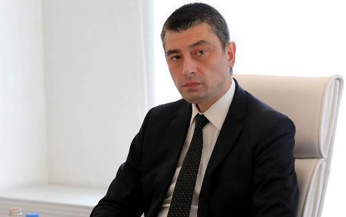 Георгий Гахария покинул правящую партию Грузии