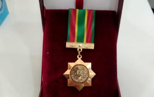 """Bir qrup hərbçi """"Vətən uğrunda"""" medalı ilə təltif edilib - SİYAHI"""
