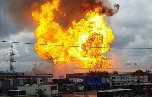 Çində güclü partlayış – 11 ölü, 133 yaralı