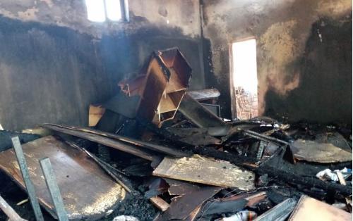 СПИСОК объектов в Барде, подвергшихся вражескому обстрелу