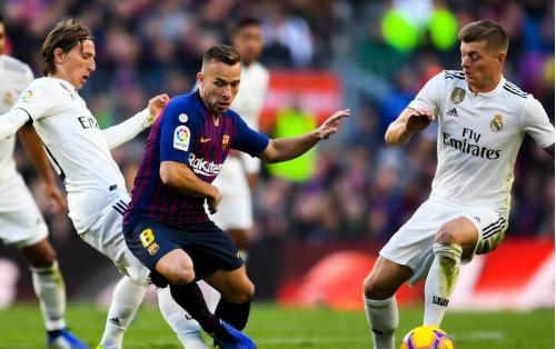 """""""Barselona"""" öz meydanında """"Real Madrid""""ə məğlub oldu"""