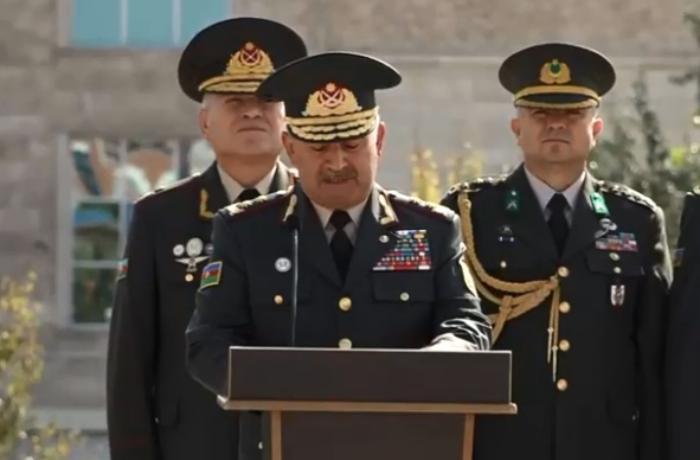 """General: """"Naxçıvandakı qoşunlar ən çətin döyüş tapşırıqlarını yerinə  yetirməyə qadirdir"""" - VİDEO"""