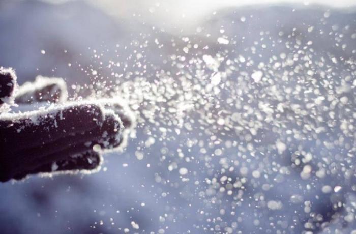 Bu rayonlara sulu qar yağıb - FAKTİKİ HAVA