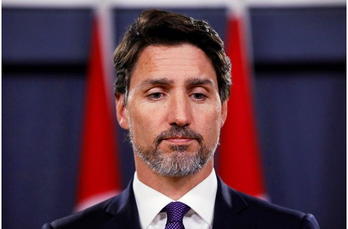 """Kanadanın baş naziri Trudeau: """"Bunlar iyrənc cinayət əməlləridir, İslamı təmsil edə bilməz"""""""