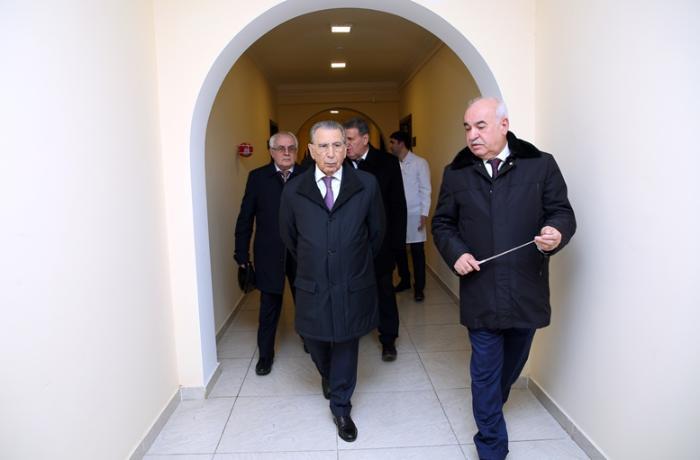 KİV: Ramiz Mehdiyev Elton Məmmədovu işdən çıxardı
