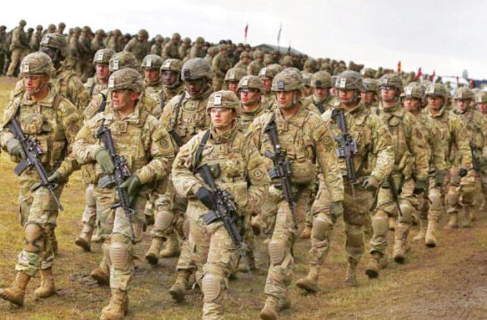 İraqda ABŞ hərbi bazasına hücum edilib