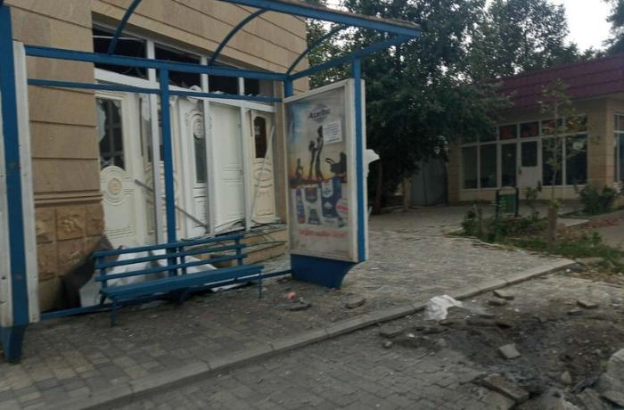 Ermənistanın mülki əhaliyə qarşı hücumları ilə bağlı SON MƏLUMAT