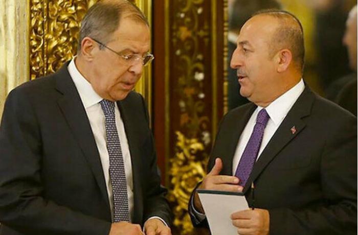 Lavrov Türkiyəli həmkarının Moskvaya səfər edəcəyini bildirib