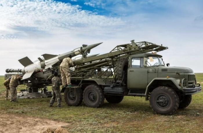 "Azerbaijan Defense Ministry: ""The enemy's S-125 anti-aircraft missile system was disabled"""