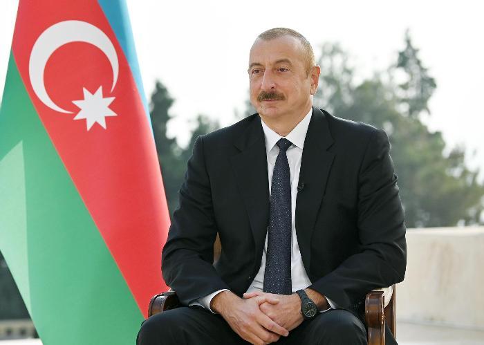 """""""Mən xoşbəxt adamam ki, bu şad xəbərləri Azərbaycan xalqına çatdırıram"""""""