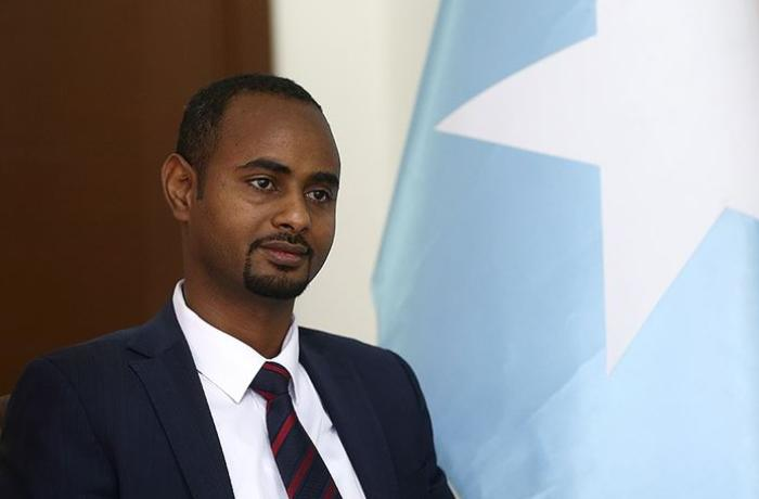 Türkiye mezunu Abdulkadir Muhammed Nur Somali'de Adalet Bakanı oldu