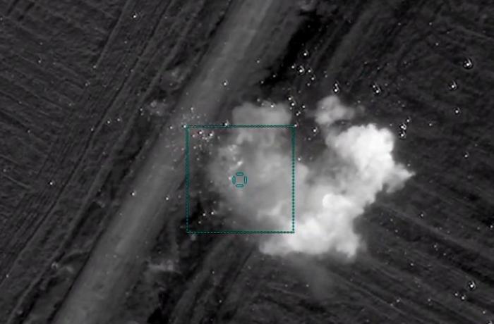 Ermənistan silahlı qüvvələrinin Qubadlı istiqamətindəki bölmələri məhv edildi - VİDEO