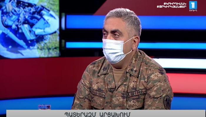 Ованнисян: В небе было более 1000 летательных аппаратов…