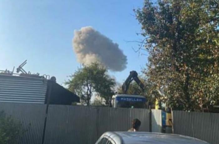 Ermenistan, Siyezen, Gebele ve Kürdemir'e balistik füzelerle saldırdı