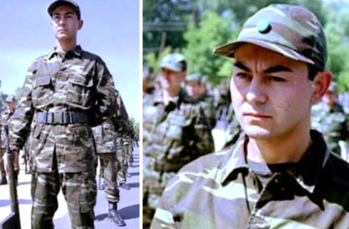 """""""Azeri askerleri öldürdük"""" haberini Serdar Ortaç fotoğrafıyla servis ettiler"""