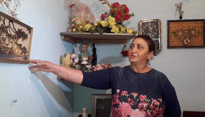 """Zəngilan sakini: """"Yoldaşıma o xəbəri deyəndə mənə cavab verə bilmədi"""""""