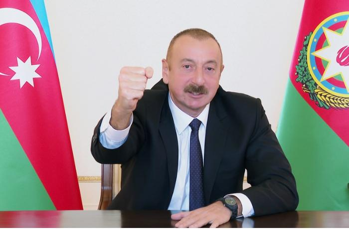 "President: ""Several villages of Zangilan, Jabrayil, Gubadli regions and Gubadli city have been liberated from occupation"""