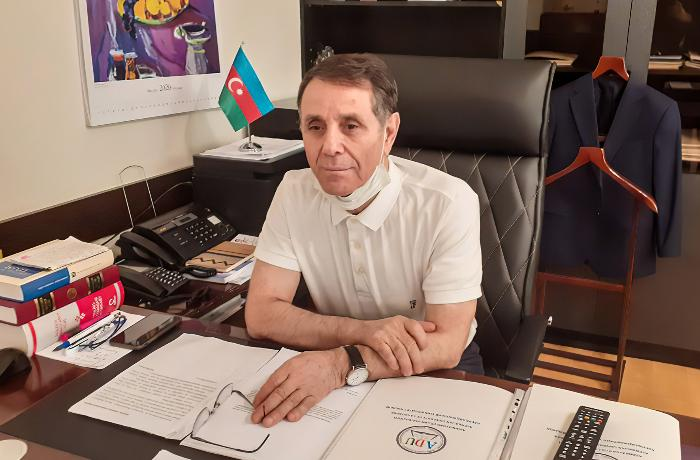 Novruz Məmmədov onun keçmiş vəzifəsini icra edən Hikmət Hacıyev barədə DANIŞDI