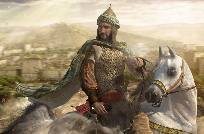 Qüdsü fəth edən komandan – Səlahəddin Əyyubi