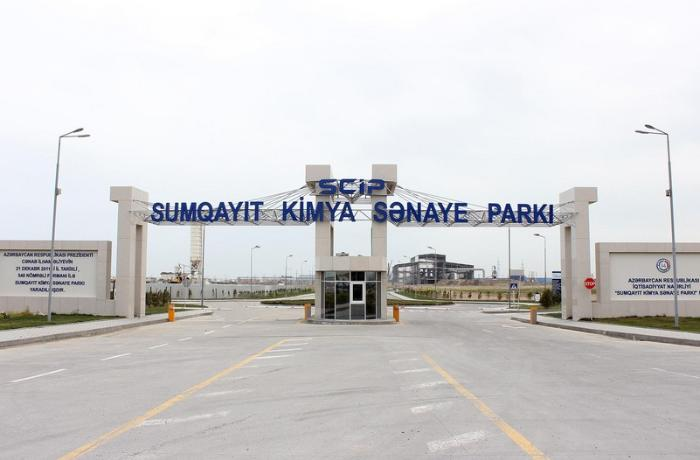 Sumqayıt Kimya Sənaye Parkının rezidentlərindən birinin direktroru dəyişib