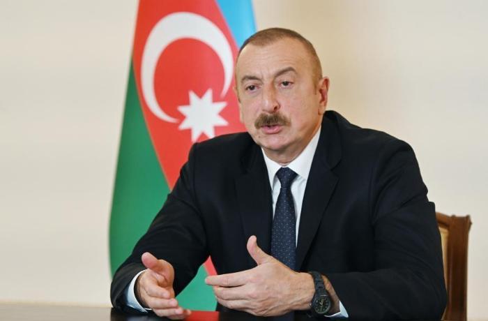 Prezident: Ermənistanın nə qədər xoşuna gəlməsə də, Türkiyə artıq nizamlamaya cəlb olunub