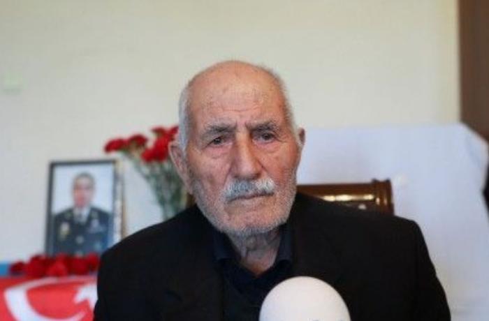"""Şəhid Milli Qəhrəmanının atası: """"Şükür Həmidovun qanı doğulduğu torpağa tökülüb"""" - VİDEO"""
