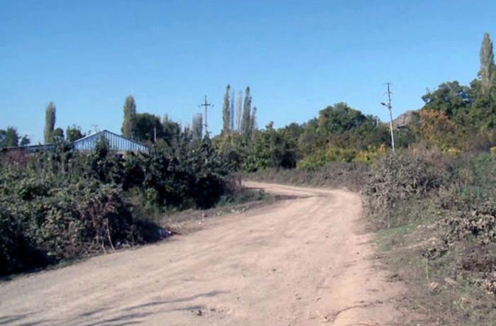 Qubadlının işğaldan azad olunan Padar kəndi - VİDEO