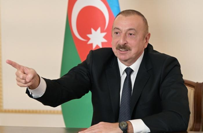 """""""Azərbaycan-Ermənistan sərhədində vəziyyət sabitdir"""" – Prezident"""