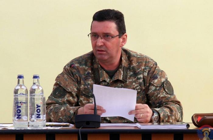 """Separatçıların """"müdafiə naziri"""" ağır yaralandı, yerinə başqası təyin edildi"""