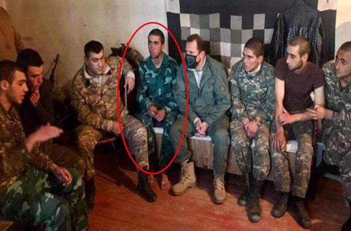 Ermenistan, askerlerine Azerbaycan'a ait askeri üniforma giydirdi