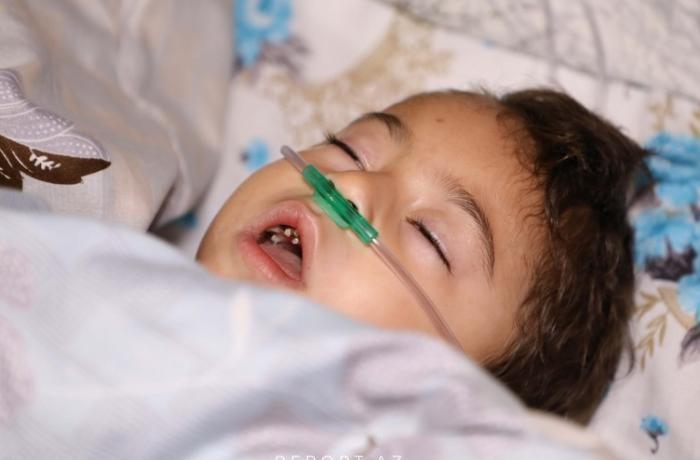 Bərdədə həlak olan 8 yaşlı Aysunun azyaşlı bacısı da yaralanıb - FOTO