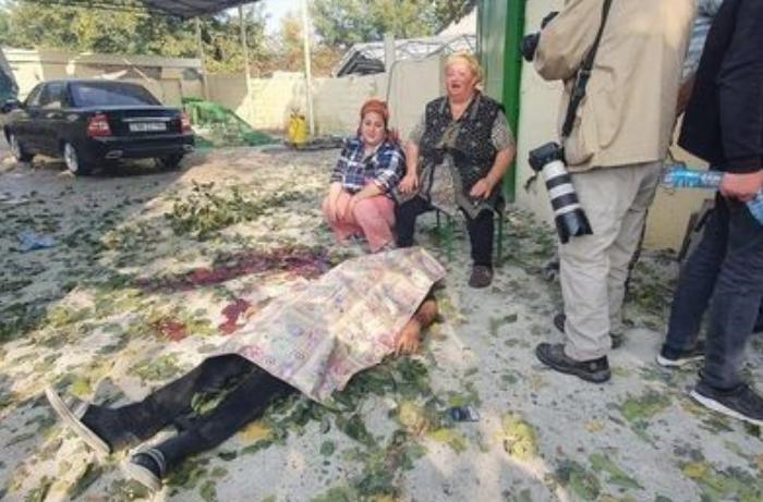 Bərdədə ölənlərin və yaralananların sayı yenə artdı - VİDEO + YENİLƏNİB