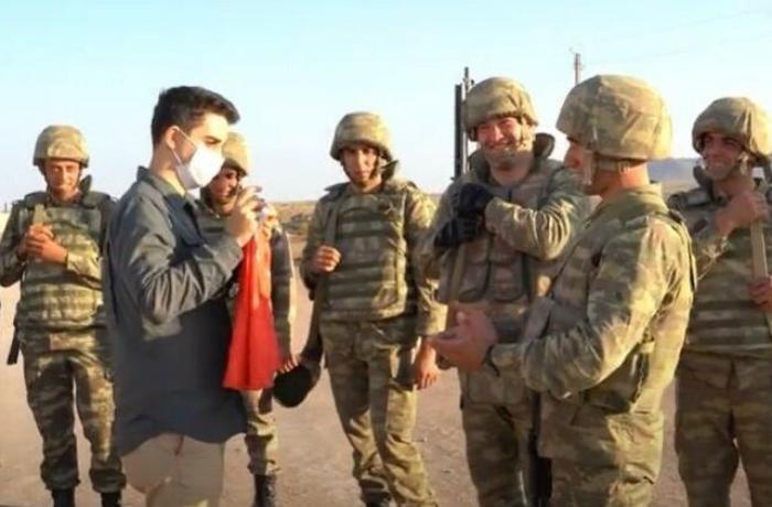 Ruhi Çenet Azərbaycanla bağlı video yayımladı - VİDEO