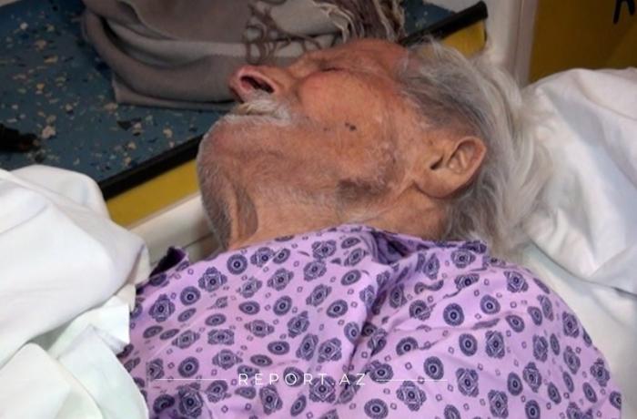 Ermənistan 84 yaşlı Mişa Melkumyanı təhvil almaqdan imtina edib - RƏSMİ