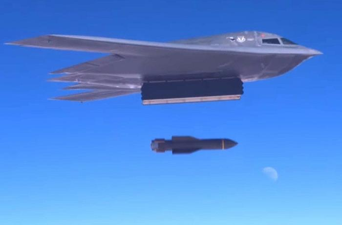 ABŞ İsrailə 14 min ton ağırlığında bomba hədiyyə etməyə hazılaşır