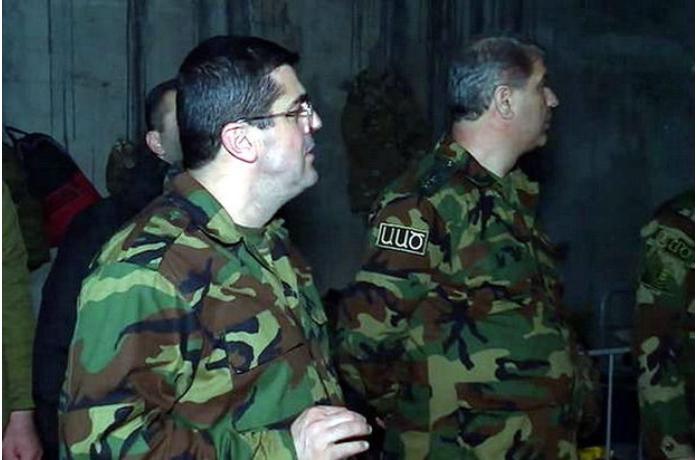 Azərbaycanda Araik Arutyunyan, David Babayan, Cəlal Arutyunyan və Armen Babacanyan barəsində də cinayət işi başlanıb