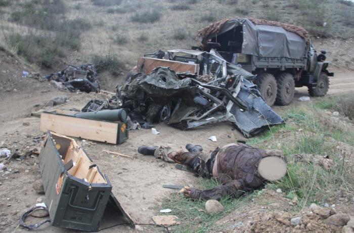 Ermənistan daha 27 hərbçilərini itirdiklərini açıqladı - SİYAHI