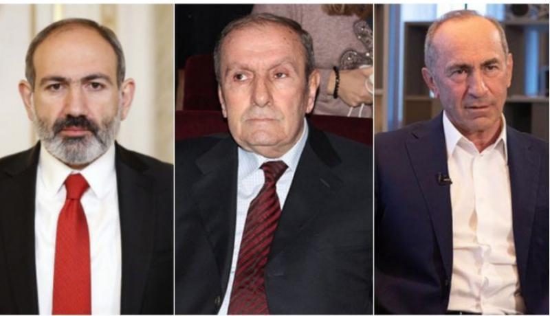 Пашинян: Тер-Петросян предлагал мне сдать земли в Карабахе еще в 2018 году