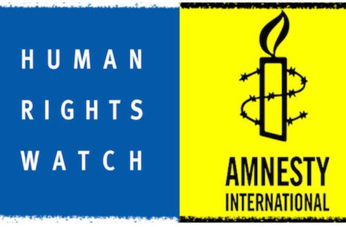 İlham Əliyev qərəzli beynəlxalq təşkilatlardan danışdı