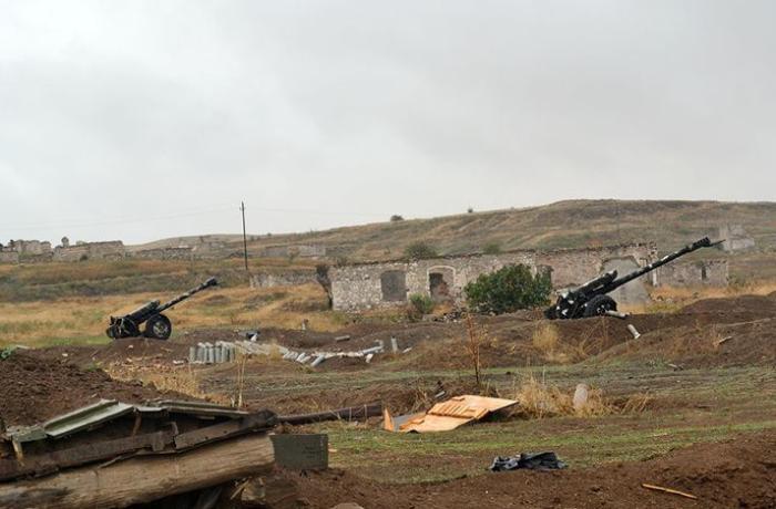 Azerbaycan ordusu Ermenistan ordusuna kayıp verdirmeyi sürdürdü