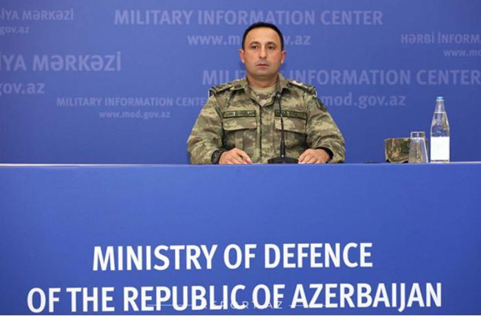 """Anar Eyvazov: """"İşğaldan azad edilmiş ərazilər bir qədər də genişləndirilib"""""""