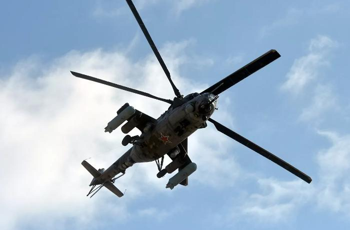 Russian military helicopters to monitor Nagorno-Karabakh