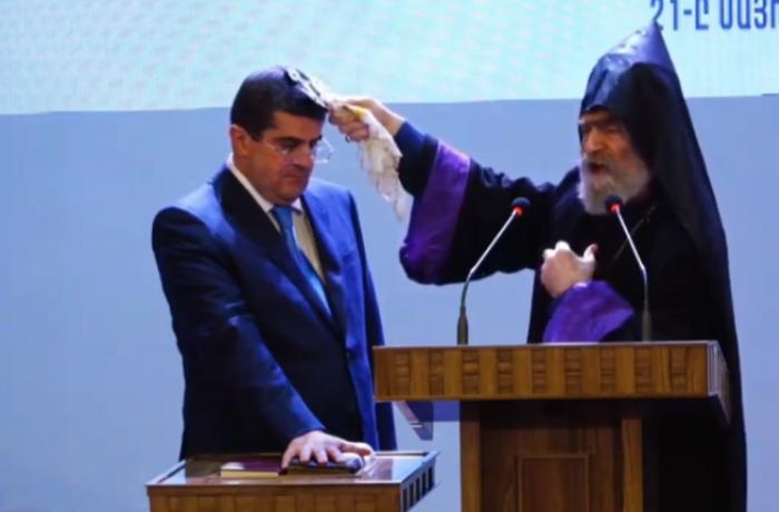 """Separatçıların dini lideri """"vəzifəsindən"""" azad edilib"""