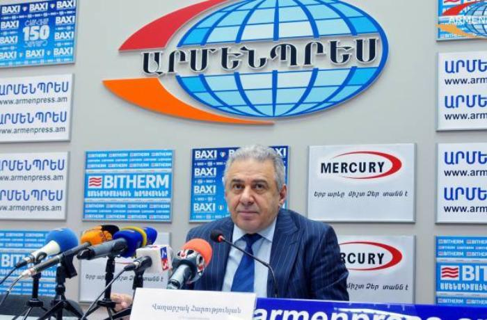 Armenia's new Defense Minister appointed